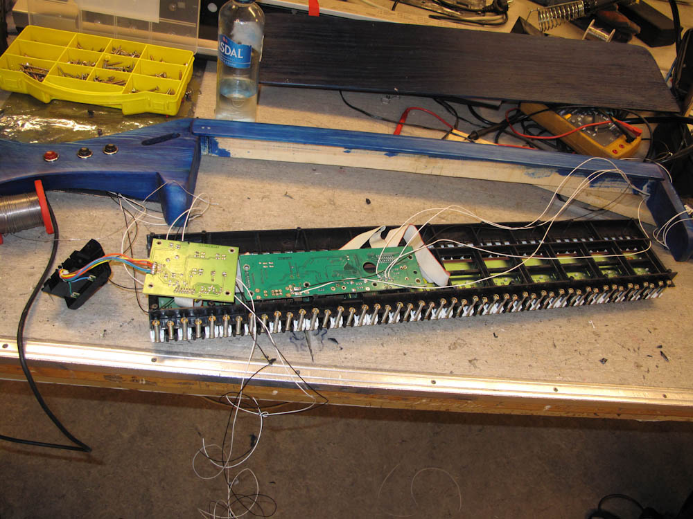 The circuit boards