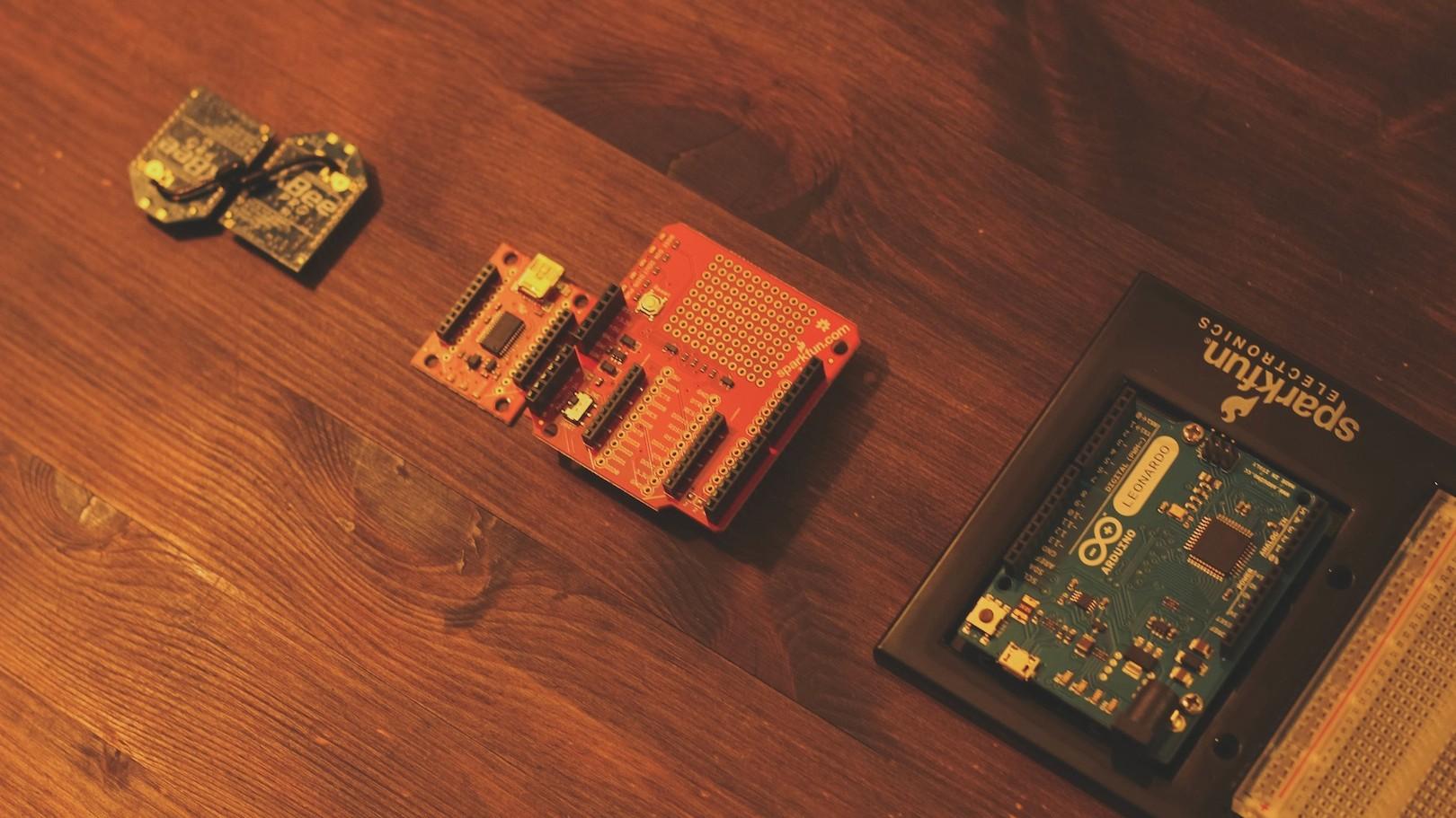 Arduino-XBee-Tutorial-Equipment-