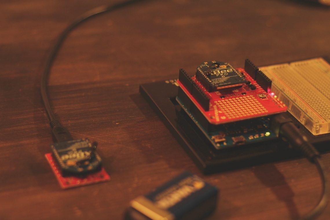 Arduino-XBee-full-setup