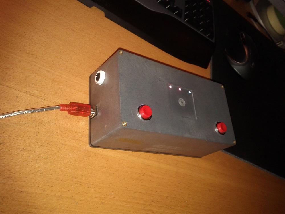 Finished LaserKey v1.1