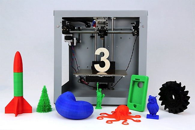 Solidoodle 3 3D printer