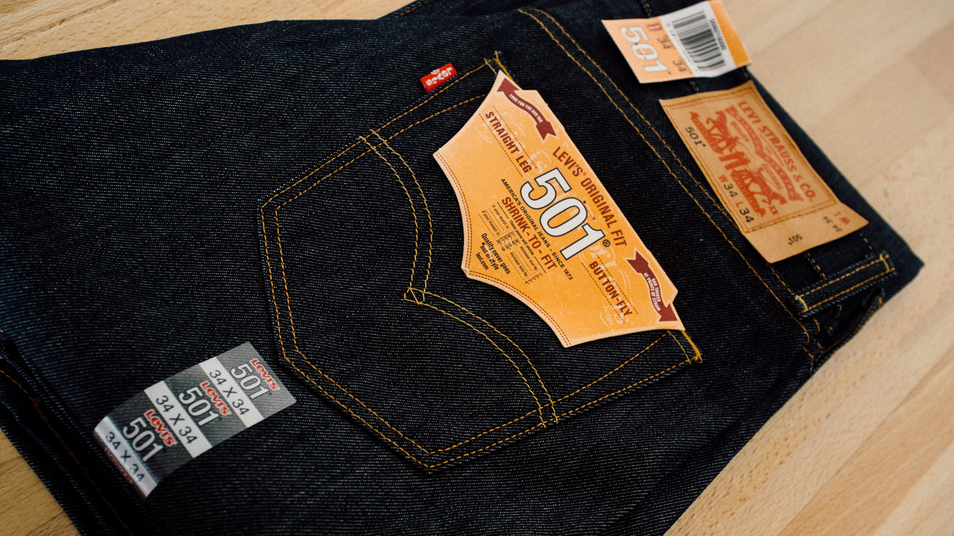 751e6a59 How to shrink-to-fit the classic Levi's 501 STF Jeans
