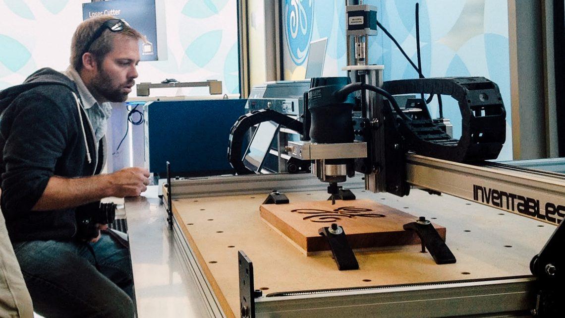 The open source CNC machine - Shapeoko 2