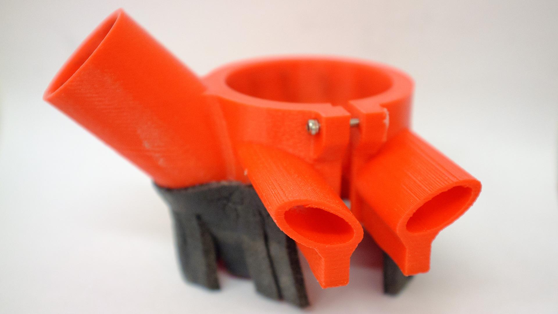 An Open Source Cnc Dust Shoe Norwegian Creations