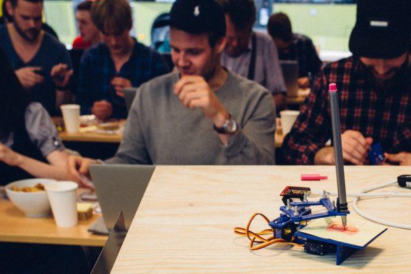 Robot Building Workshop