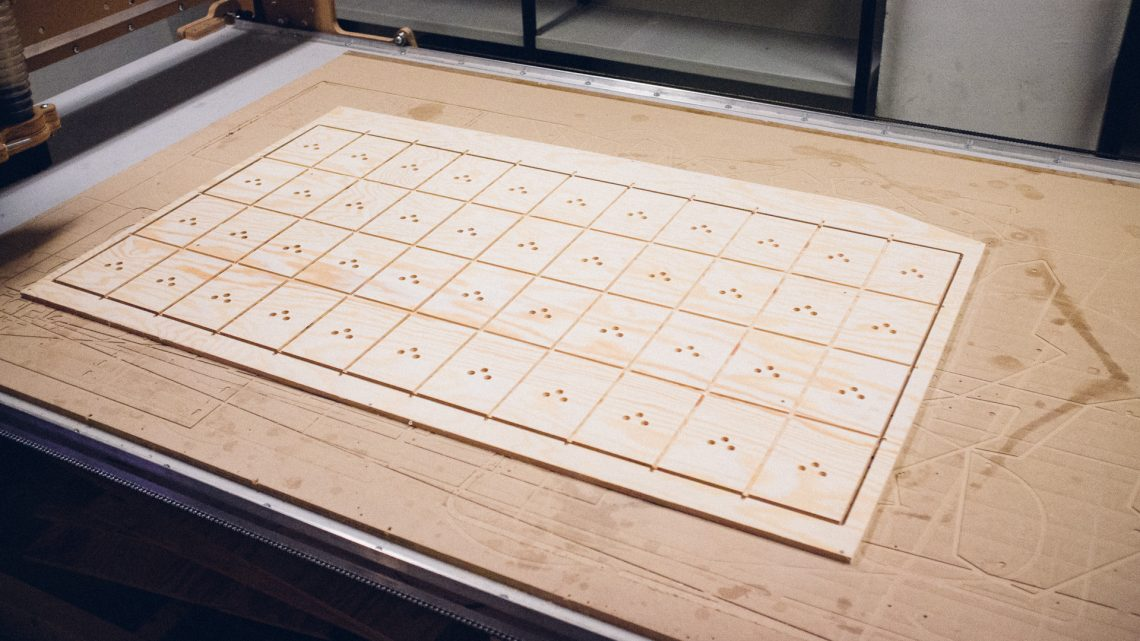 Basic CNC: Machining wood