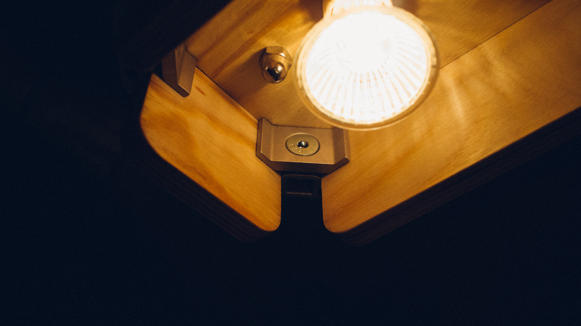 Making An Open Source Office Lamp