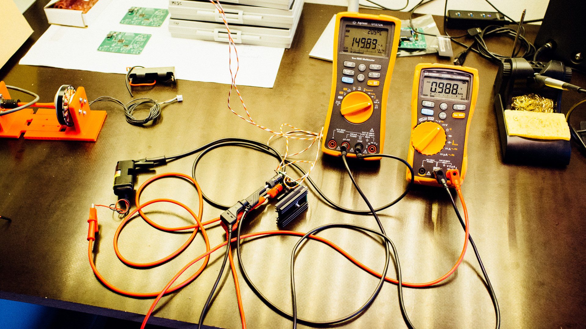 Battery Capacity Electronics O View Topic Help With Batteries And Charger Circuit