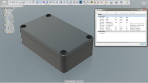 Parametric Modelling in Autodesk Fusion 360 – Making a Box