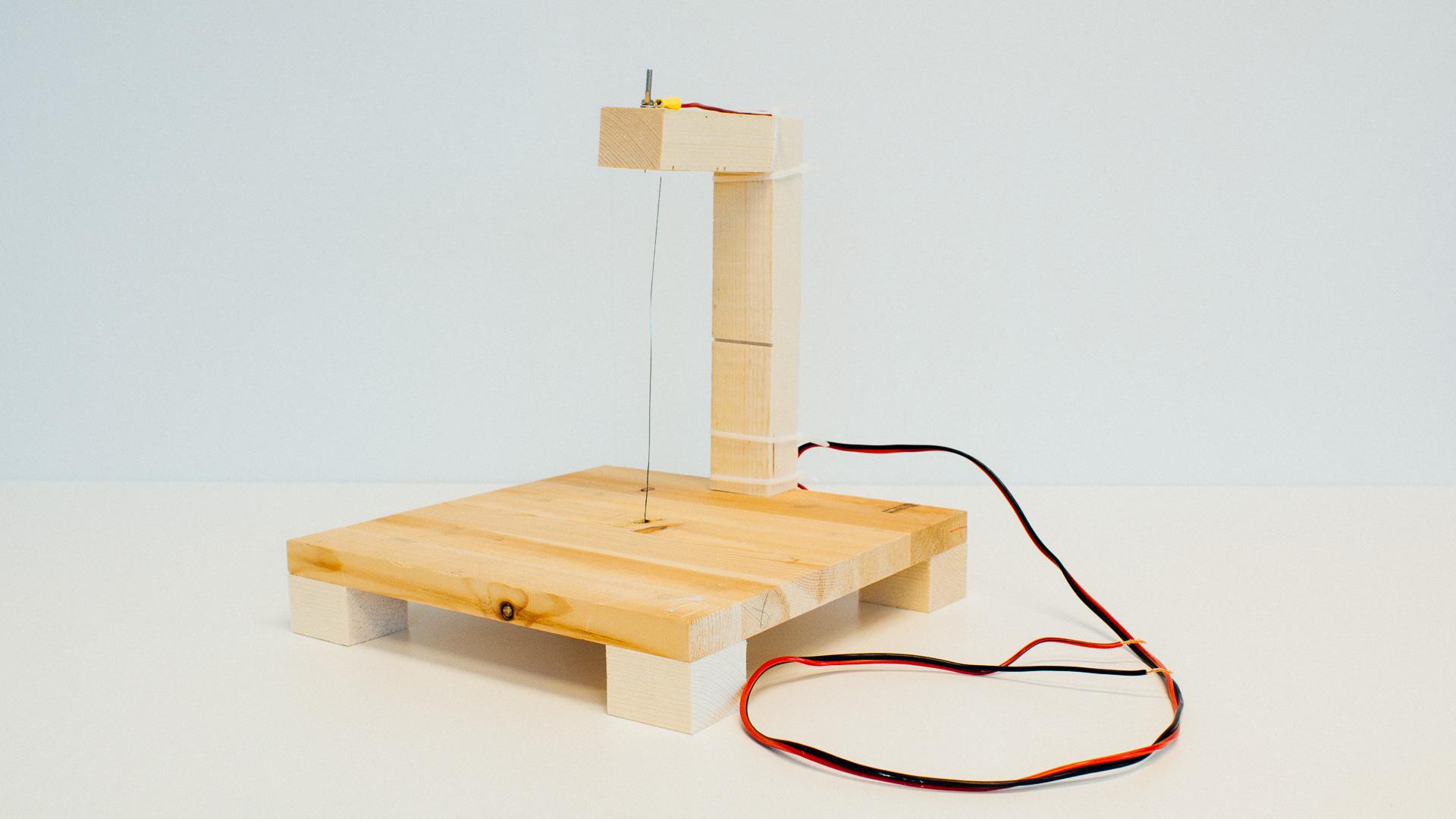 Homemade  Wire Cutter | Building A Quick Dirty Foam Cutter