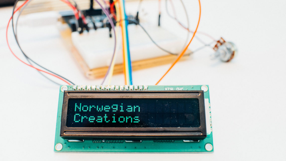 Arduino Tutorial: LCD Displays pt  1 – HD44780 Character Displays