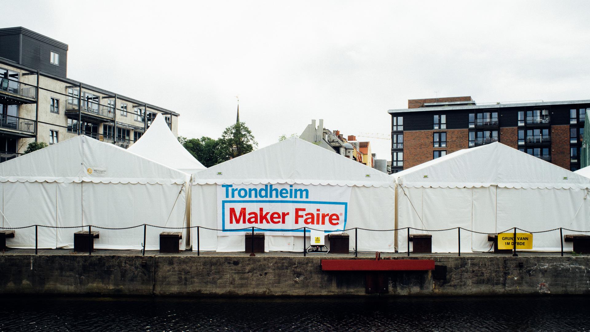 Trondheim Maker Faire 2017