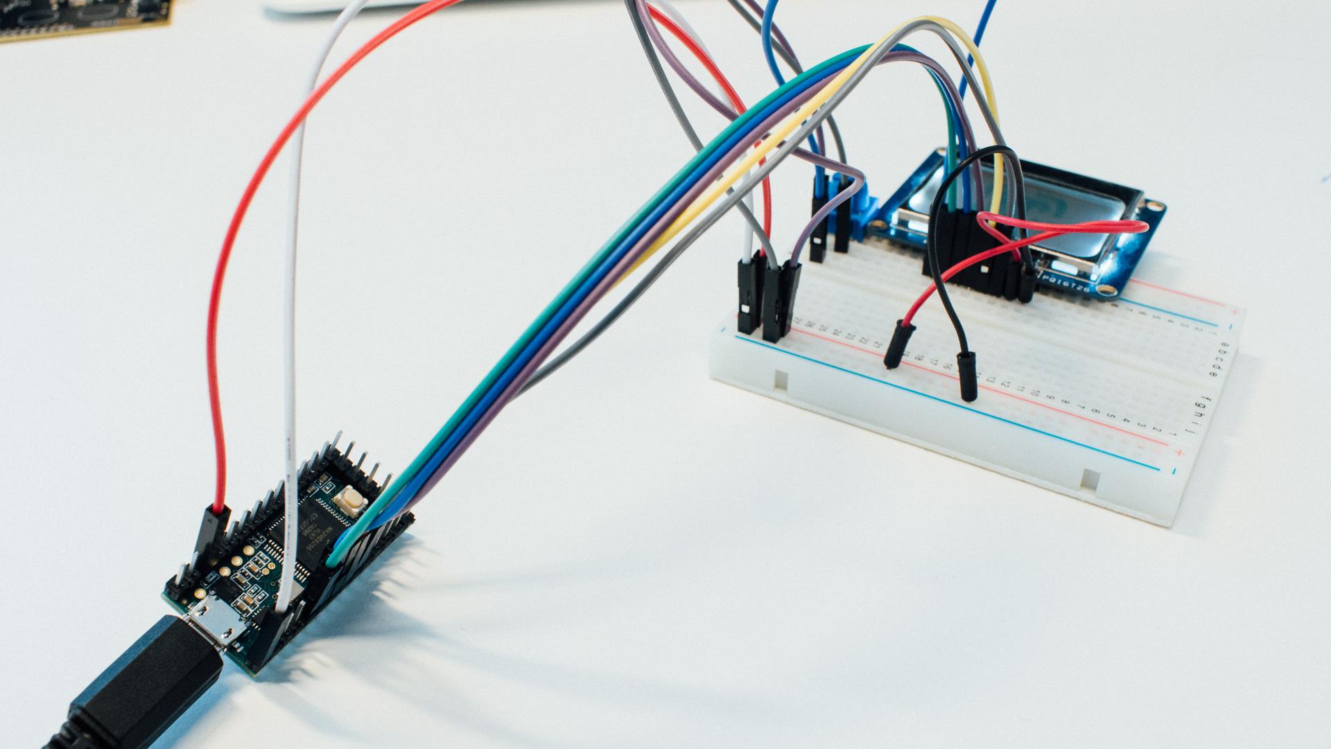 Arduino Tutorial: LCD Displays pt  3 – Graphic Displays