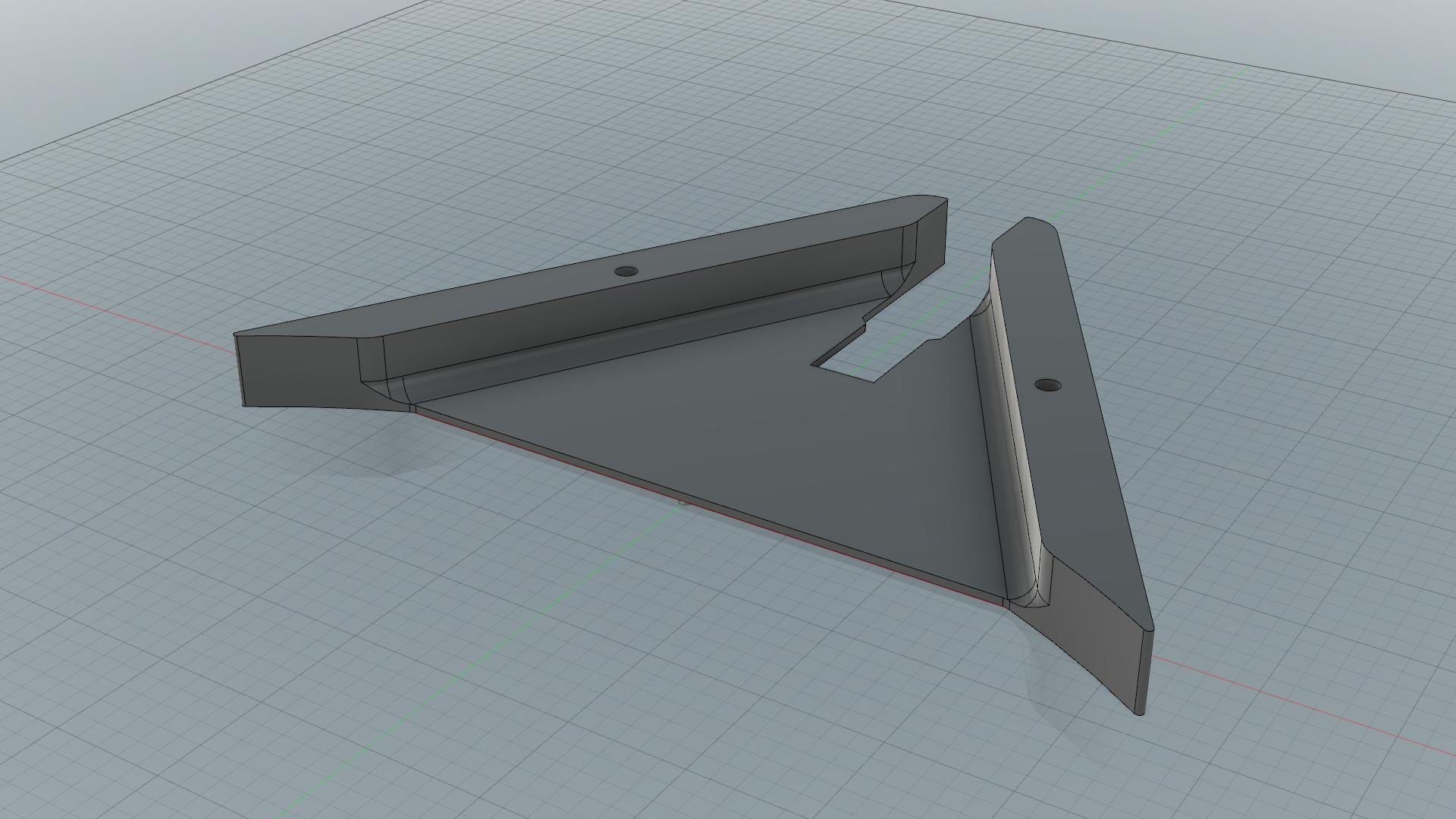 Building a Large Kossel Delta Printer – pt  6: Corner Covers