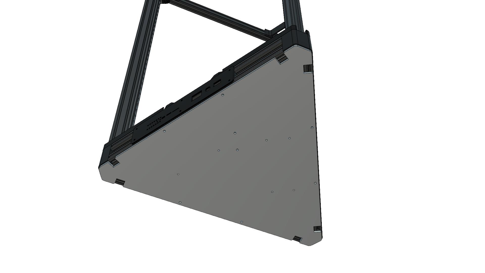 Building a Large Kossel Delta Printer – pt. 7: Design Files