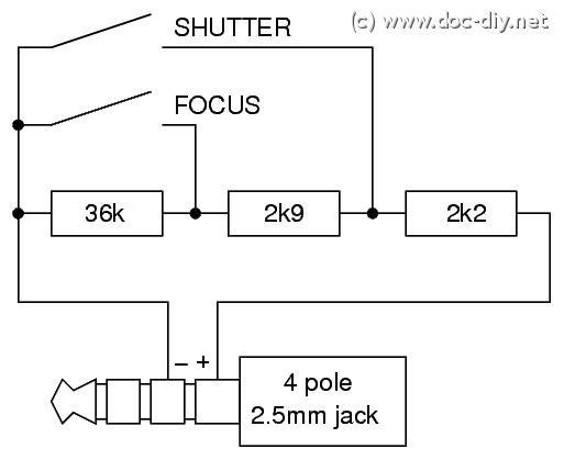 Controlling a Camera Shutter Remotely with an Arduino