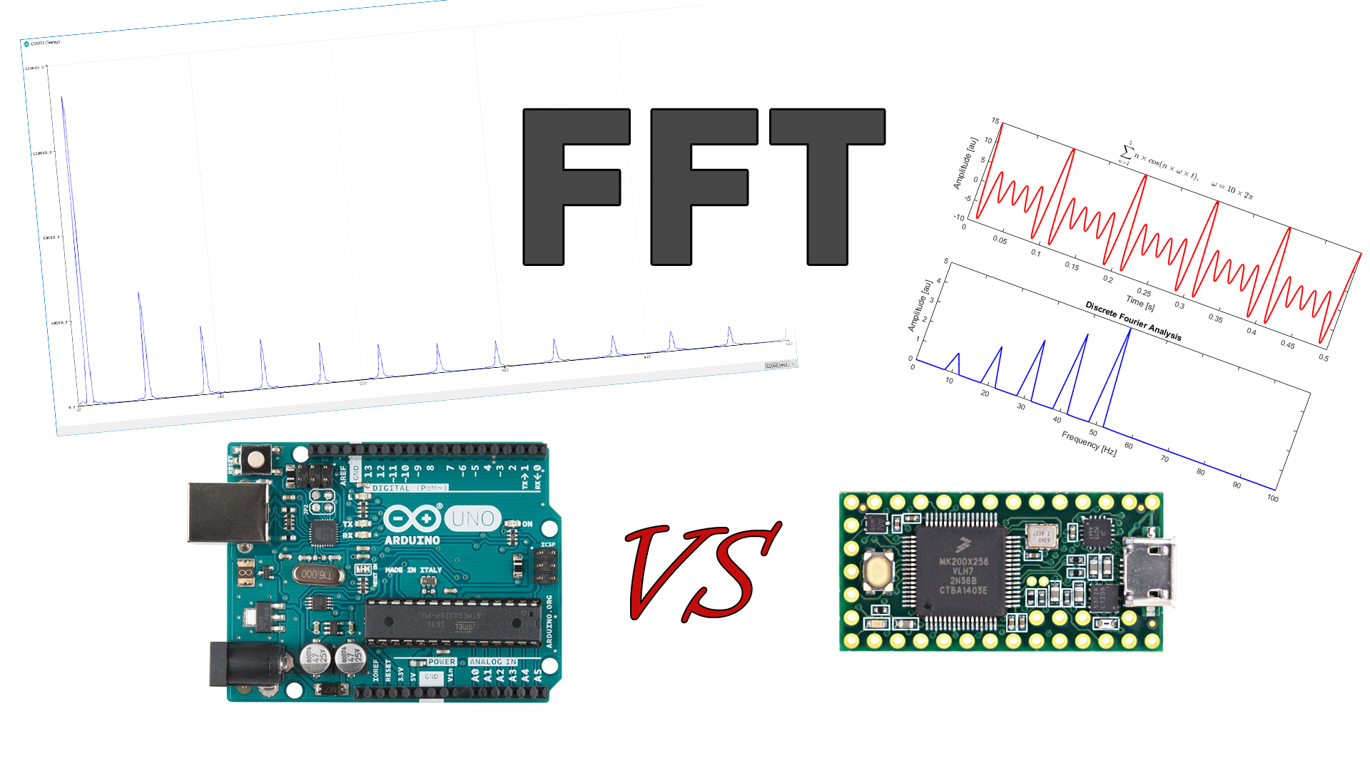 Arduino FFT pt  2: Improving the Hardware for Real-time Analysis